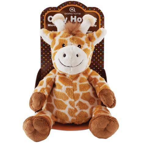 Aroma Home AROCCHGIR Home Microwaveable Giraffe Cozy Hottie Fragranced|Lavender| Thumbnail 2