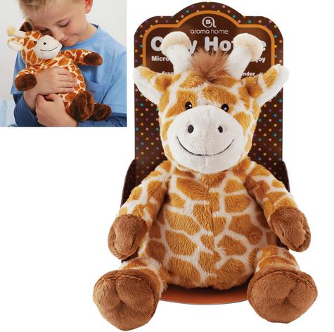 Aroma Home AROCCHGIR Home Microwaveable Giraffe Cozy Hottie Fragranced|Lavender| Thumbnail 1