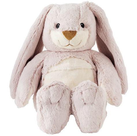 Aroma Home Bunny Microwaveable Hot Hug Body Warmer With New Super Soft Fabrics Thumbnail 3