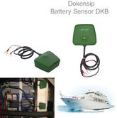 Dokensip Battery Sensor DKB Alert Highly Sensitive Control Batteries For Marine