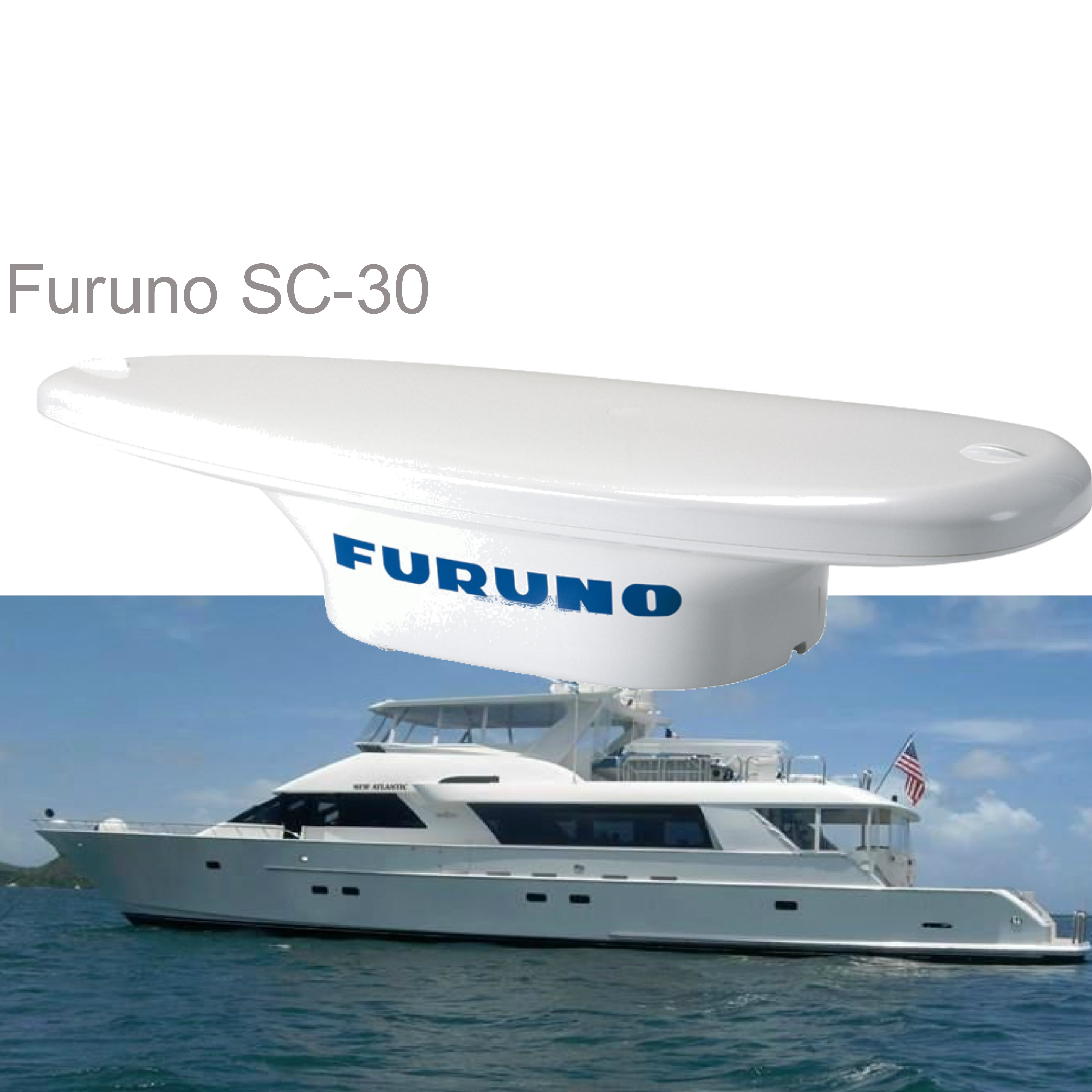 Furuno-SC30 Satellite/GPS Compass?Dual Receiver CAN Bus/NMEA2000|Highly  Accurate