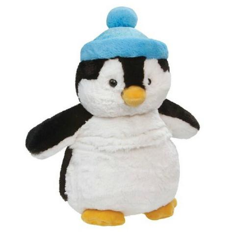 Aroma Home Hot Hug Microwaveable Soft Toy Penguin With New Lavender Tummy Insert Thumbnail 3