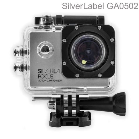 "SilverLabel-Focus Action Camera|HD|1080P|12 MP|2"" LCD