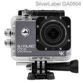 """SilverLabel-Focus Action Camera-4K