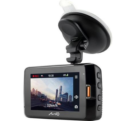 Mio MiVue 792 Profit|Car Dash Camera|Night Vision|Wi-Fi|GPS Eyewitness-Accident Recording Thumbnail 8
