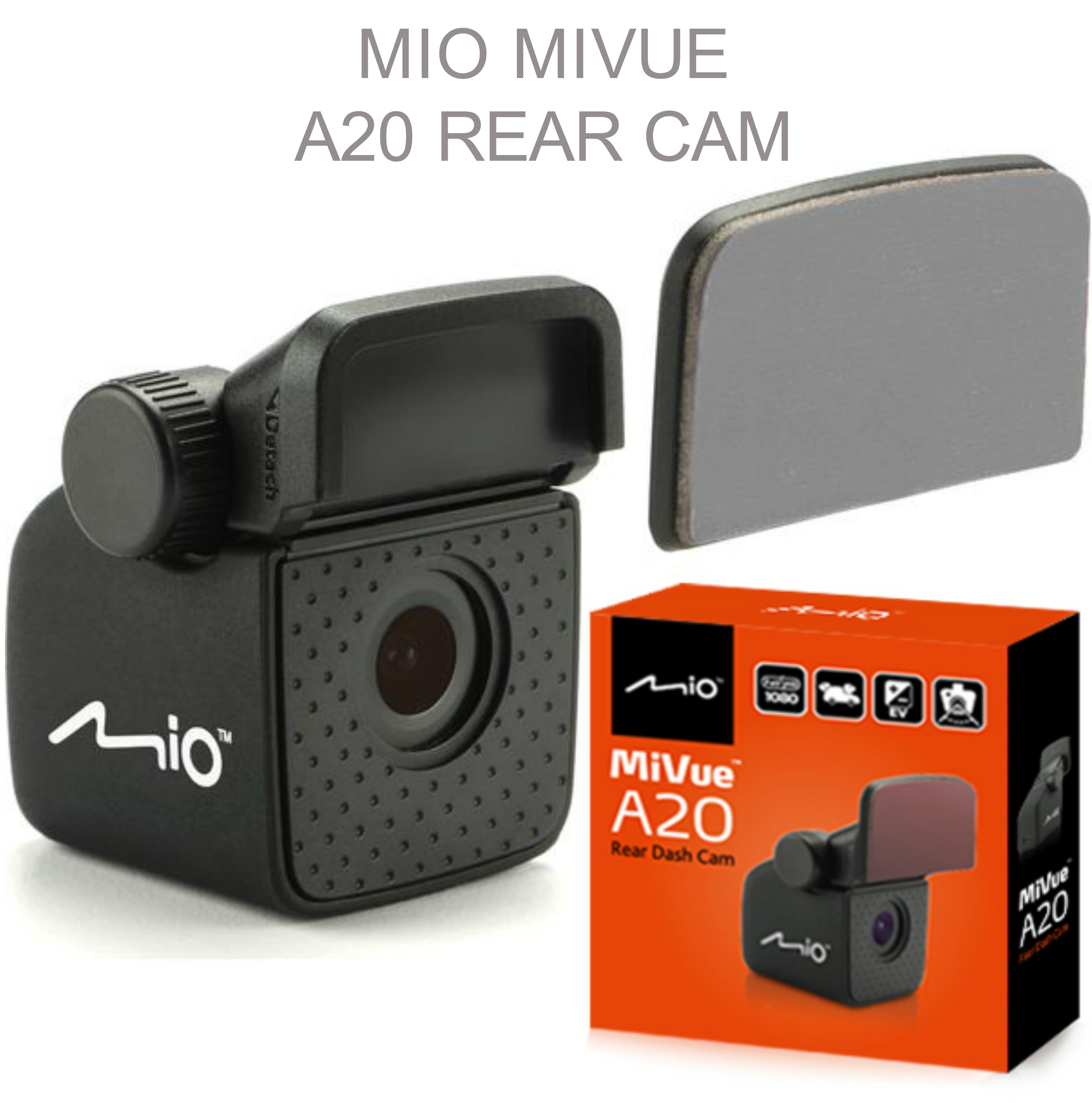 Mio A20 In Car Rear Dash Camera?Recording For Mivue 751/752/792/766/786/788/792