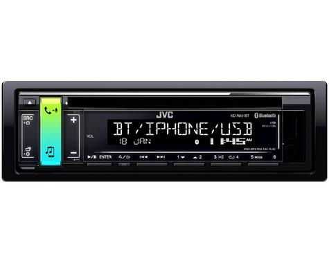 JVC Car Stereo|Radio|CD|MP3|USB|AUX|Bluetooth|iPod-iPhone-Android-Blackberry|New Thumbnail 2