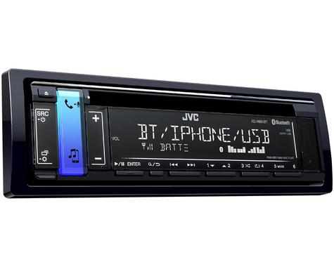JVC Car Stereo|Radio|CD|MP3|USB|AUX|Bluetooth|iPod-iPhone-Android-Blackberry|New Thumbnail 5