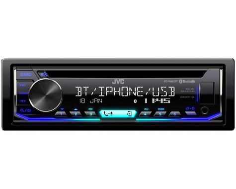JVC Car Stereo|Radio|CD|MP3|USB|AUX|Bluetooth|iPod-iPhone-Android-Blackberry-New Thumbnail 2