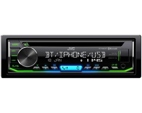 JVC Car Stereo|Radio|CD|MP3|USB|AUX|Bluetooth|iPod-iPhone-Android-Blackberry-New Thumbnail 3