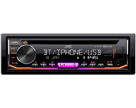 JVC Car Stereo|Radio|CD|MP3|USB|AUX|Bluetooth|iPod-iPhone-Android-Blackberry-New Thumbnail 5