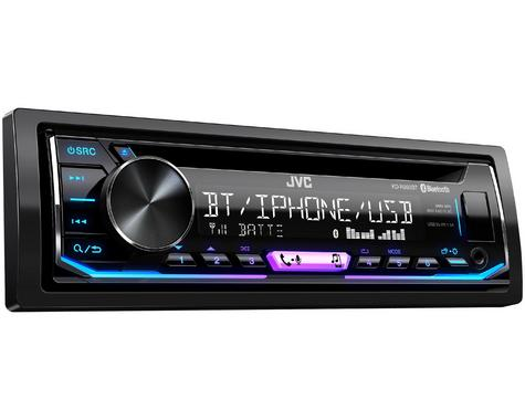 JVC Car Stereo|Radio|CD|MP3|USB|AUX|Bluetooth|iPod-iPhone-Android-Blackberry-New Thumbnail 6