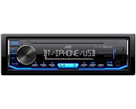 JVC KD X351BT Car Digital Media Receiver|Radio/Direct ipod/iphone/Aux/USB/FLAC  Thumbnail 2