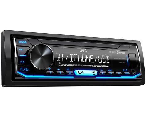 JVC KD X351BT Car Digital Media Receiver|Radio/Direct ipod/iphone/Aux/USB/FLAC  Thumbnail 3