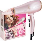 Lee Stafford?Women's?Coco Loco Blow & Go Nuts?Hair Dryer?2400W?Coco Oil Infused