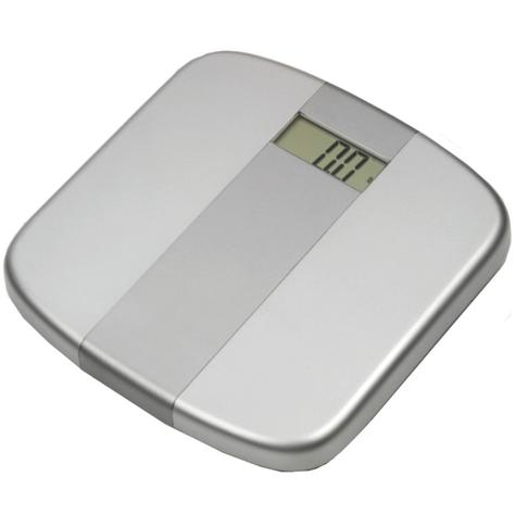 Weight Watchers Easy Read Precision Electronic Metal Scale With 35mm Digital Display Thumbnail 1