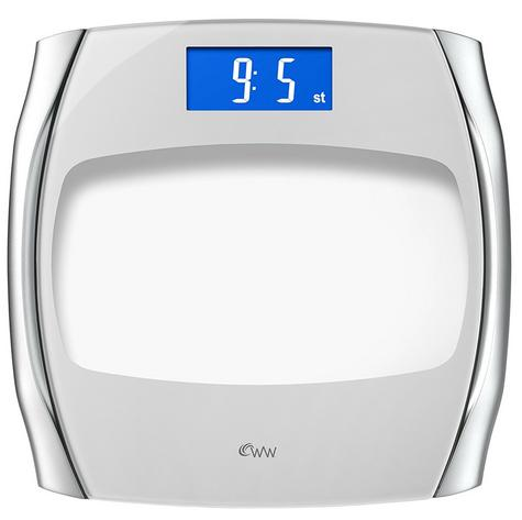 Weight Watchers Designer Electronic Precision Stylish Scale With Digital Display Thumbnail 2