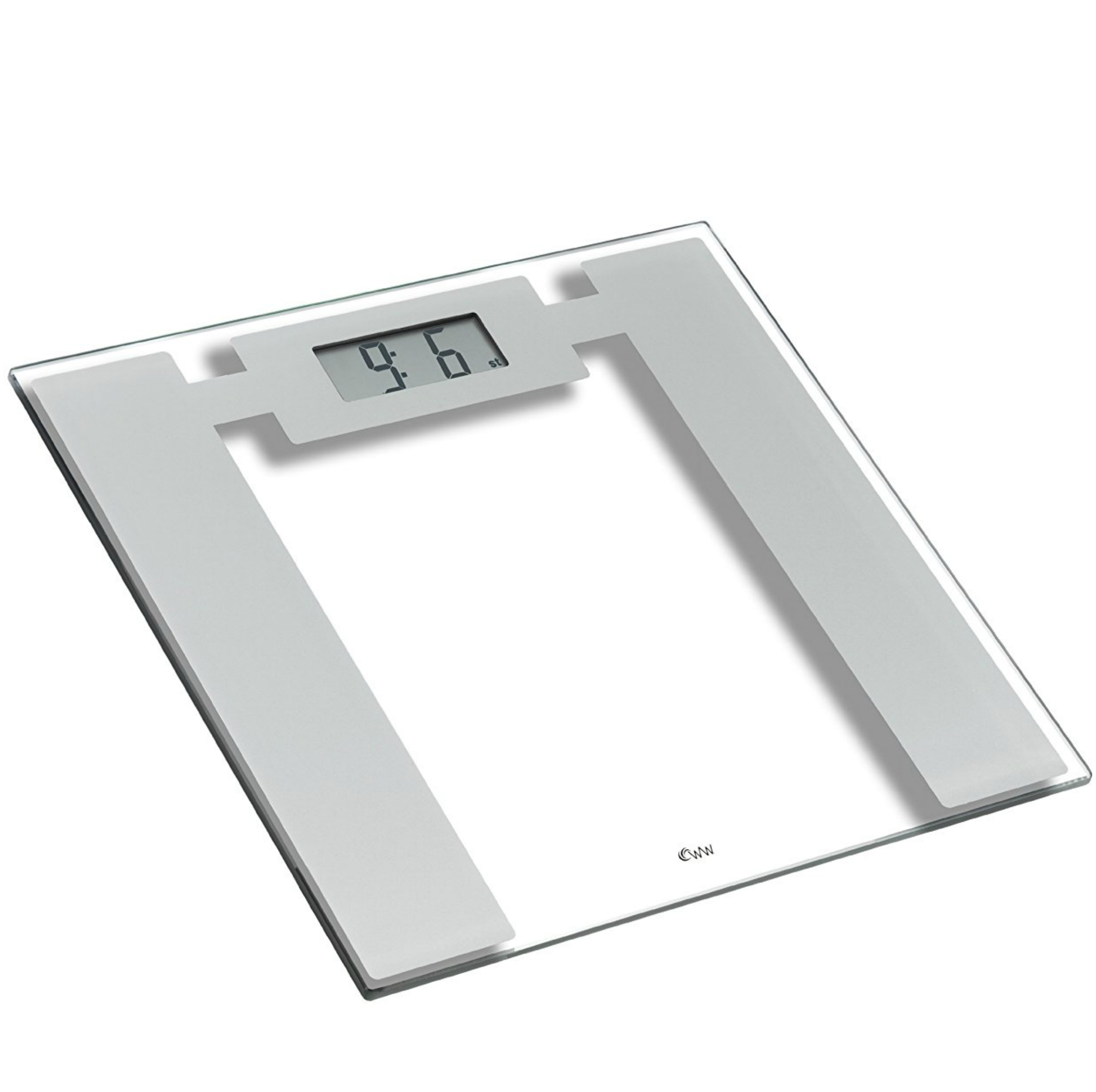 Weight Watchers BAB8950U Easy Read Ultra Slim Scale With 30mm Digital Display