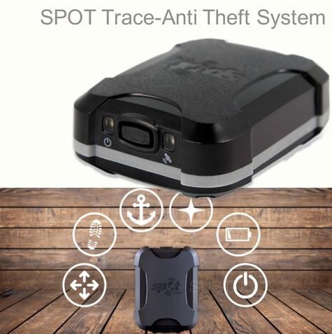 SPOT Trace|Boat Tracking|IPX7Waterproof|Anti Theft System|Asset Locator|Detector Thumbnail 1