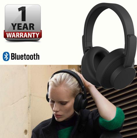 Urbanista 1034402 New York Over-Ear Bluetooth Music Call Headphones -Dark Clown Thumbnail 1