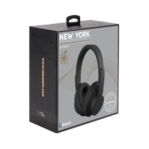 Urbanista New York Over-Ear BT Music Headphone|ANC Noise-Free|1034402|Dark Clown Thumbnail 4