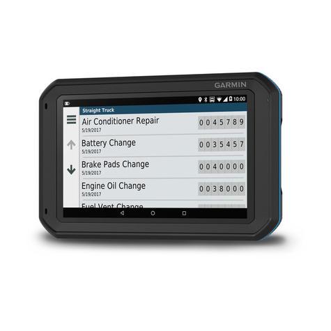 "Garmin Fleet 770 | 7"" GPS Sat Nav | Truck Routing | Lifetime Europe Map Updates | Wi-Fi | Bluetooth Thumbnail 4"