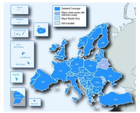 "Garmin Fleet 770 | 7"" GPS Sat Nav | Truck Routing | Lifetime Europe Map Updates | Wi-Fi | Bluetooth Thumbnail 8"
