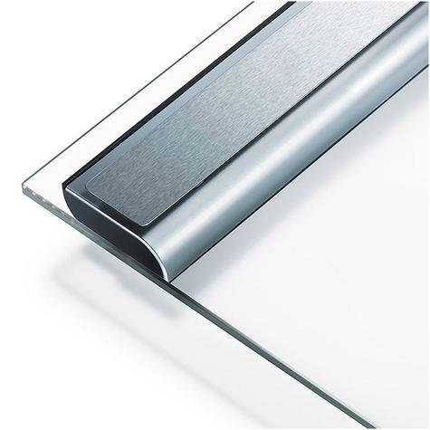 Beurer BG39 Glass Diagnostic Bathroom Scale|Large Digital Display|BMR+AMR|BF|New Thumbnail 4