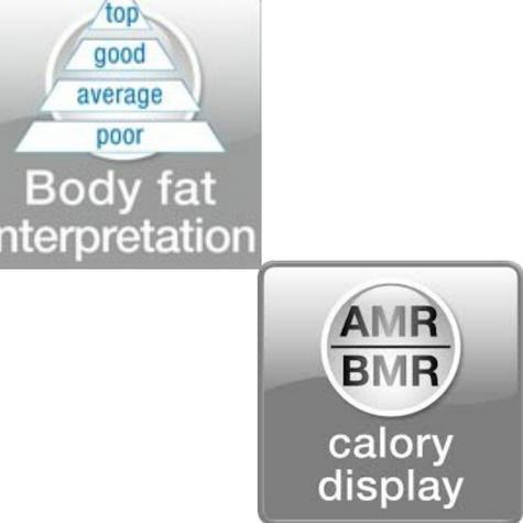Beurer BG39 Glass Diagnostic Bathroom Scale|Large Digital Display|BMR+AMR|BF|New Thumbnail 6