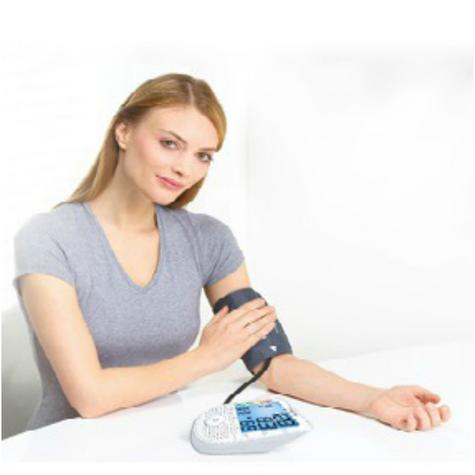 Beurer BM49 Automatic Speaking Blood Pressure Monitor|Speaker|Colour Chart|New| Thumbnail 6