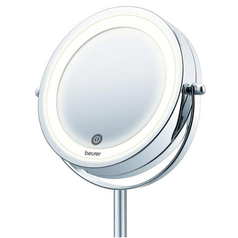 Beurer BS55 Illuminated Swive Vanity Mirror|MakeUp|Shaving|13cm|LED|Touch Sensor Thumbnail 4