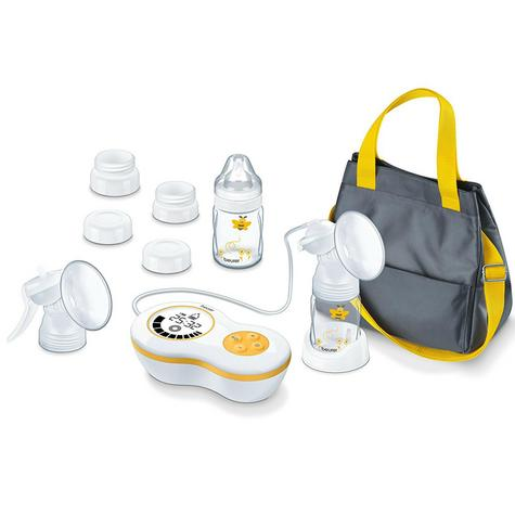 Beurer BY60  Breast Pump Kit|Baby Feeding|Milk|Water|Storage Bag|Accessories|New Thumbnail 2