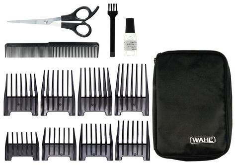 Wahl WL89108S ? Men's Lithium Plus Hair Clipper Kit ? Cord/Cordless Use ? Rechargeable Thumbnail 8