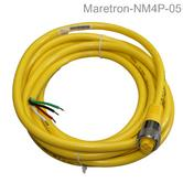 Maretron-NM4P-05|Mini Power Cord - Female To Pigtail|5 Meter|For Boats & Marine