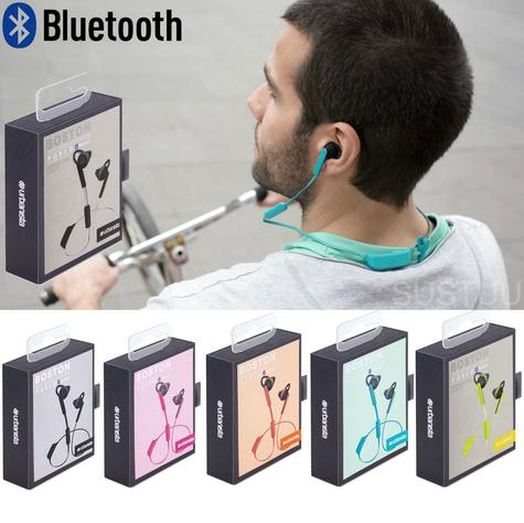 Urbanista Boston Bluetooth Earphone|Multi Color|Water Sweat Resistant|Wireless Thumbnail 1