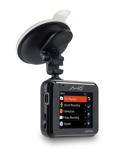 Mio MiVue C330|Full HD Dash Camera+Integrated GPS|Accident Recorder|SafetyCamera Thumbnail 7