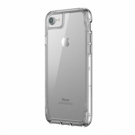 Griffin TA43828 Survivor Militry Clear Case Cover?iPhone?8?7?6?Drop Protected? Thumbnail 1