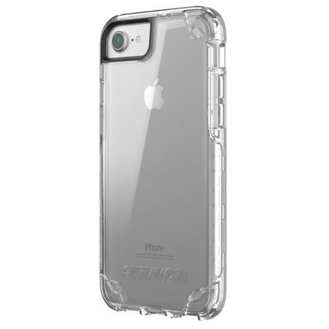 Griffin TA43834 Survivor Strong Case Cover / iPhone 8 / 7 / 6 / 6S / Drop Protected - Clear Thumbnail 3