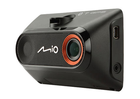 Mio Mivue 788 Dual Profit|Front+Rear Car Dash Cam Kit|1080p HD AccidentRecording Thumbnail 3