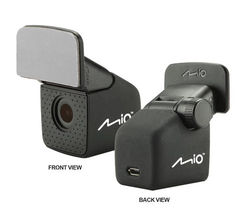 Mio Mivue 788 Dual Profit|Front+Rear Car Dash Cam Kit|1080p HD AccidentRecording Thumbnail 5