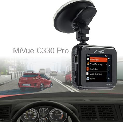 Mio MiVue C330 Profit|Full HD 1080p Car Dash Camera|Eyewitness-Accident Recorder Thumbnail 1