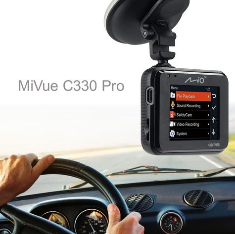 Mio MiVue C330 Profit|Full HD 1080p Car Dash Camera|Eyewitness-Accident Recorder Thumbnail 2