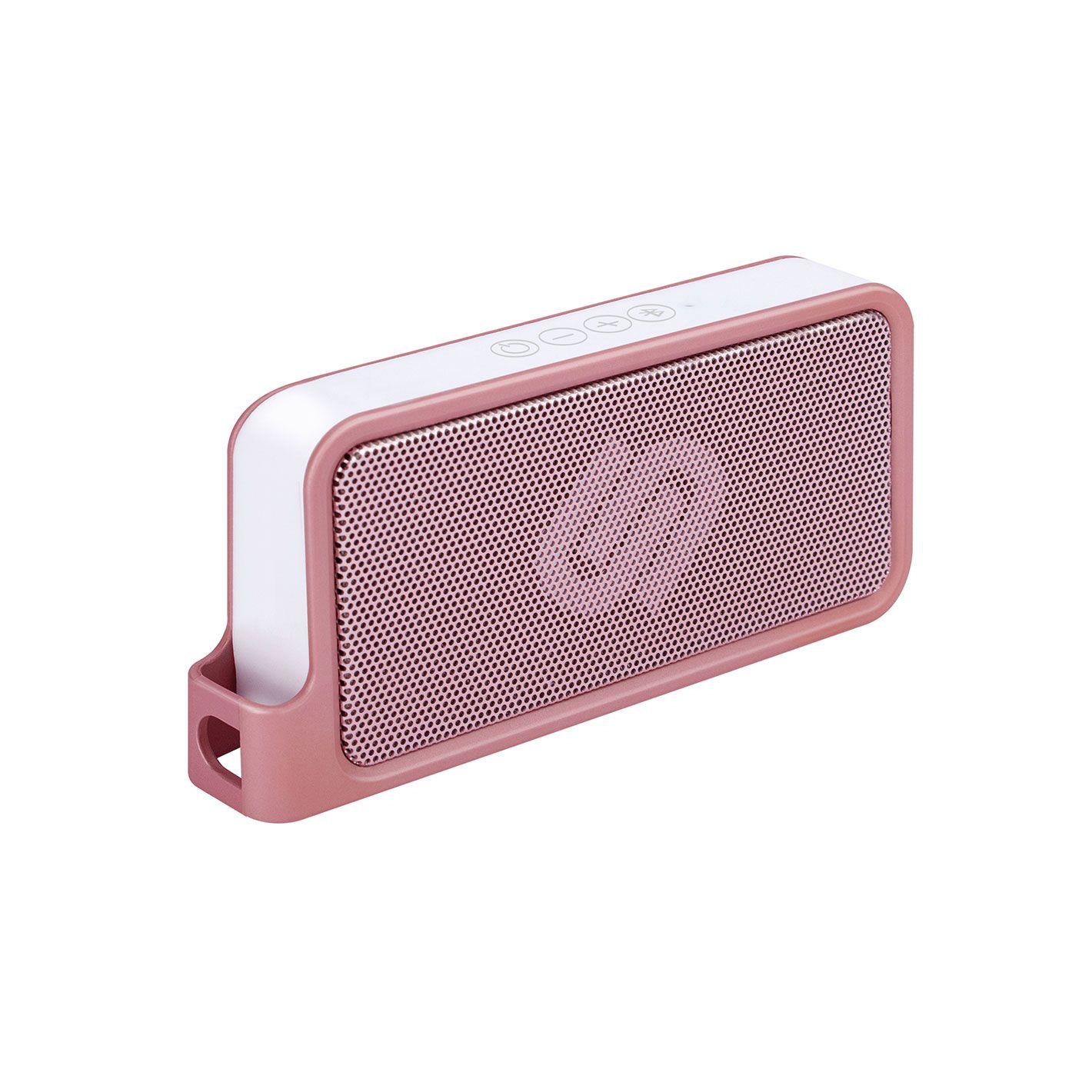 Urbanista Melbourne Bluetooth Pocket Speaker|Music|IPX4 Resist|Rose Gold - Pink