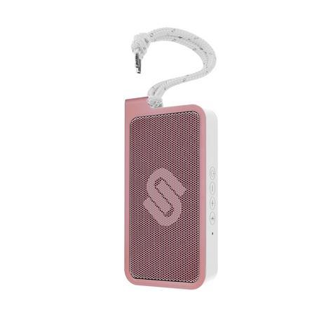 Urbanista Melbourne Bluetooth Pocket Speaker|Music|IPX4 Resist|Rose Gold - Pink Thumbnail 4