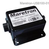 Maretron USB100 Gateway|NMEA 2000/USB 1.1|Opto-Isolated|Waterproof|For Marine