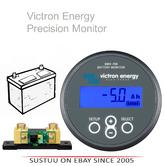 Victron Energy Precision Monitor BMV-700 9-90VDC Voltage Power Current Indicator
