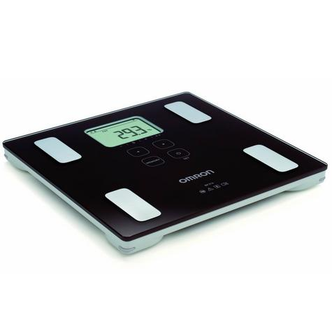 Omron BF214 Digital Body Composition Monitor Weight Scale | For BMI & Body Fat | NEW Thumbnail 2
