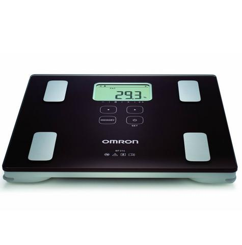 Omron BF214 Digital Body Composition Monitor Weight Scale | For BMI & Body Fat | NEW Thumbnail 3