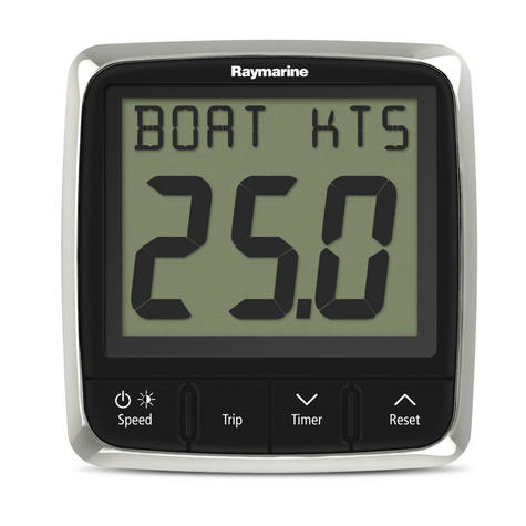 Raymarine i50 Speed Instrumentation Extra Large Digital Display for Marine Use Thumbnail 2