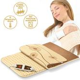 Beurer XXL Cosy Heat Pad|Soft Microfibre Cover|6 Heat Setting|Function Display|